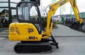 Crawler Excavator 803 Super