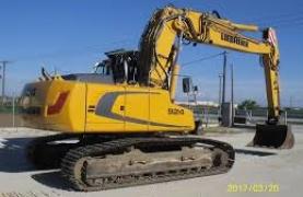 Crawler Excavator R924C