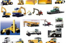 Heavy Duties Construction/Marine Equipments